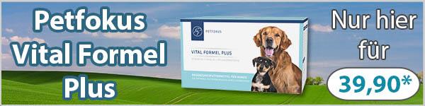 Petfokus Vital Formel Plus erfahrungen